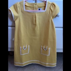 Janie and Jack girls dress size 4T
